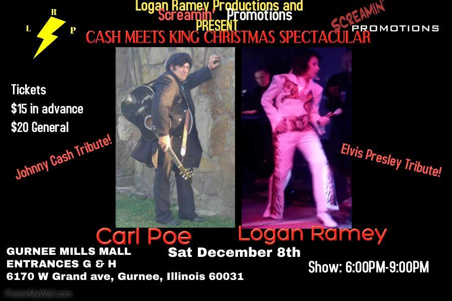 Cash Meets King Christmas Spectacular