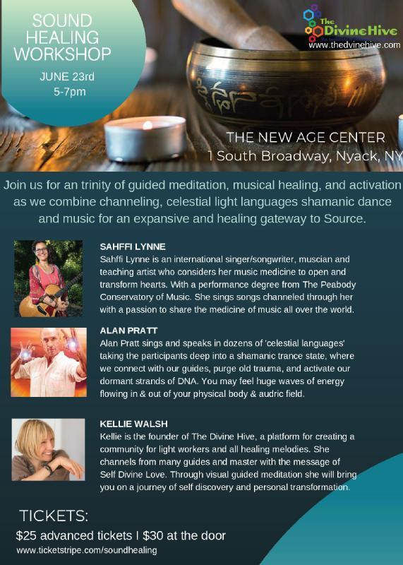 Sound Healing Workshop